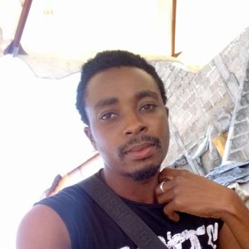 Alhamza Kalyppo, 33, Accra, Ghana