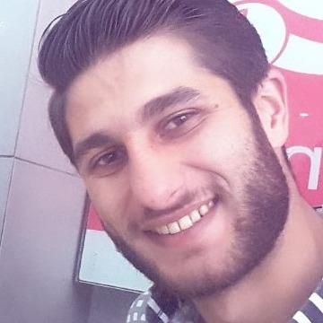 Fandi Swedane, 25, Damascus, Syria