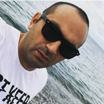 Sarkhan Mamedov, 32, Tbilisi, Georgia