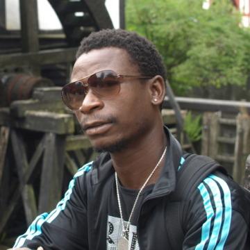BiggNature, 36, Accra, Ghana