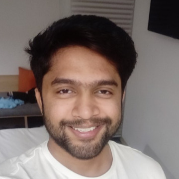 RISHABH SINGHAL, 24, Hyderabad, India