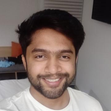 RISHABH SINGHAL, 25, Hyderabad, India