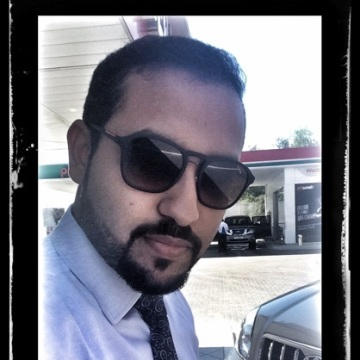 Sidharth, 30, Dubai, United Arab Emirates