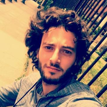 Amir, 23, Istanbul, Turkey