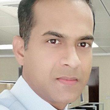 Adam Ibrahim, 30, Dubai, United Arab Emirates