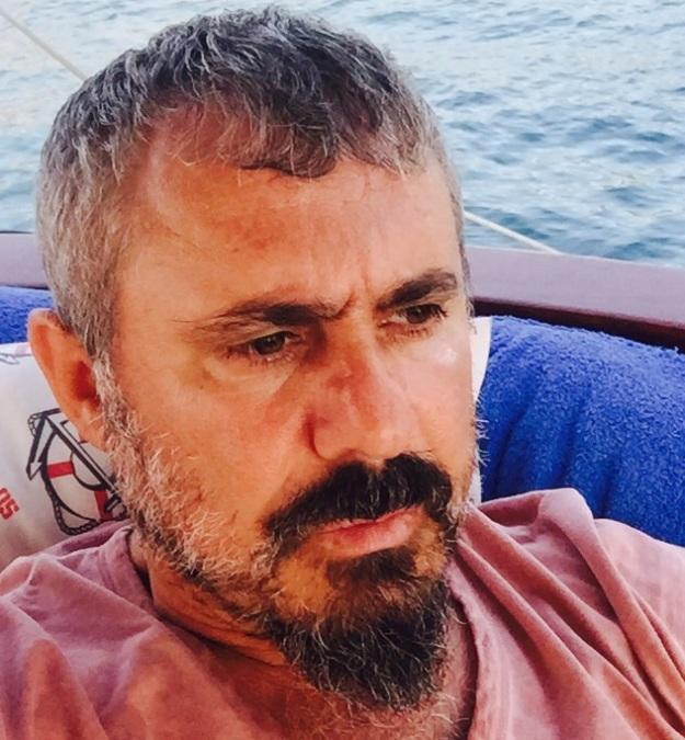 Fahri, 45, Mugla, Turkey