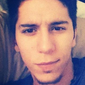 Adam Conley, 26, Kuwait City, Kuwait