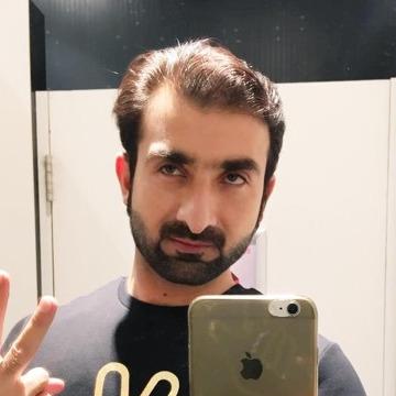 Shakir Ali, 28, Dubai, United Arab Emirates