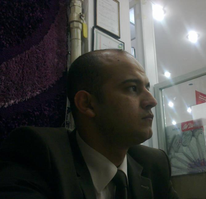 Yusuf Atik, 37, Izmit, Turkey