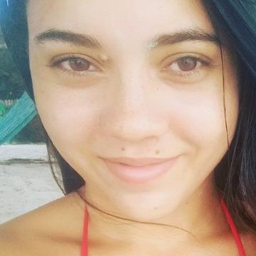 Daris silva, 23, Fortaleza, Brazil