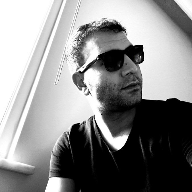 Kenan Kılıç, 34, Istanbul, Turkey