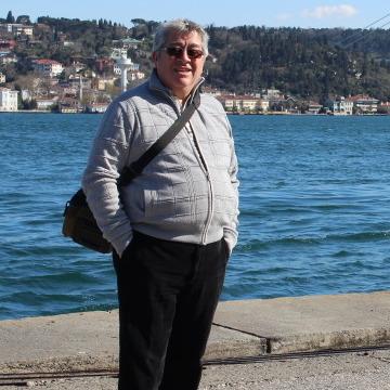 severm, 57, Istanbul, Turkey