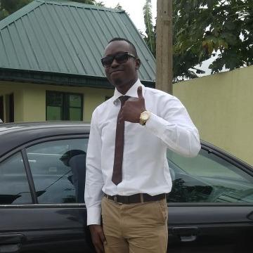 olufemmy joseph, 33, Ile-ife, Nigeria