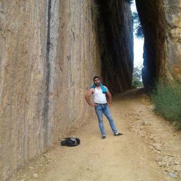 Jarrah Jarrah, 37, Beyrouth, Lebanon