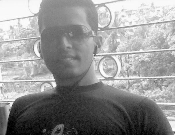 Rahul Singh, 33, Hyderabad, India
