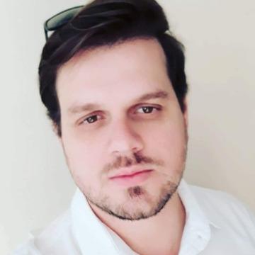 Fran Gonçalves, 34, Sao Paulo, Brazil