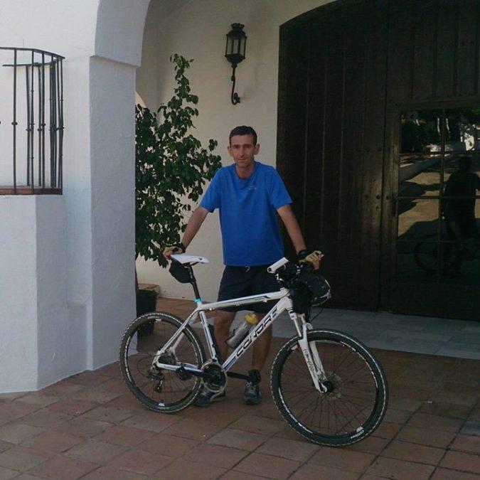 Nico Fiorentino, 40, Castilblanco De Los Arroyos, Spain