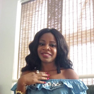 MONICA, 27, Accra, Ghana