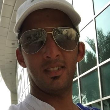 Mahmoud Mohamed, 30, Abu Dhabi, United Arab Emirates
