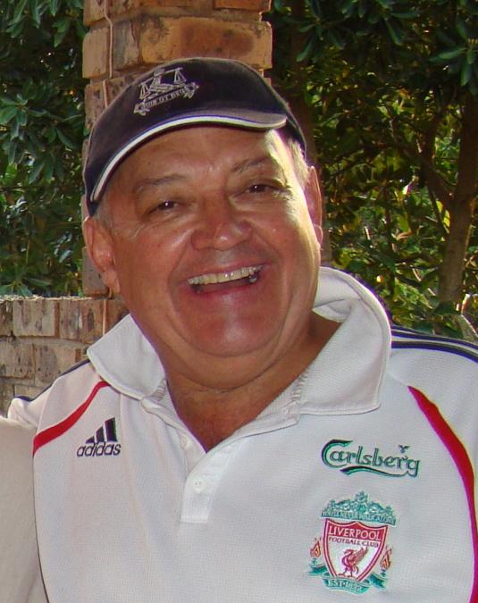 Gary Quick, 70, Durban, South Africa