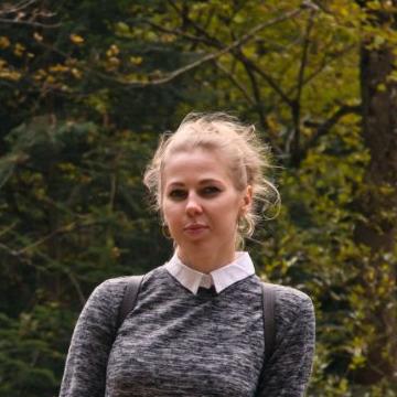 Natalie Luzyanina, 24, Kiev, Ukraine