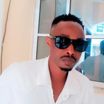 Delson Sunday Musa, 38, Abuja, Nigeria