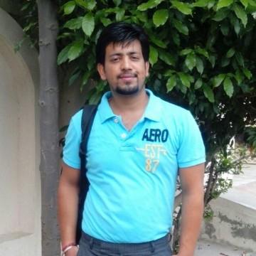 Viney Dubey, 33, Amritsar, India