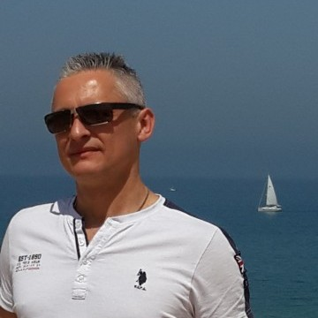 mark, 50, Tel Aviv, Israel