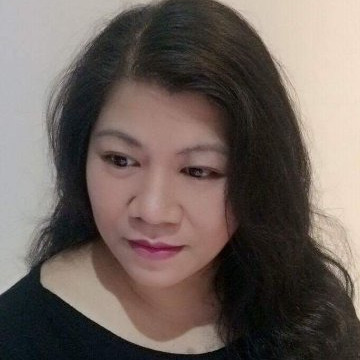 Melanie Recto, 41, Kuala Lumpur, Malaysia