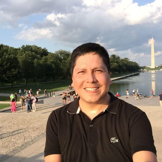 Andres Narvaez, 40, Bogota, Colombia