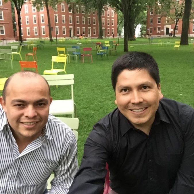 Andres Narvaez, 39, Bogota, Colombia