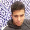 Abbas Khaled, 25, Istanbul, Turkey