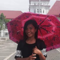 Starlyn Sombria, 20, Naic, Philippines