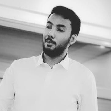 Radwan, 23, Istanbul, Turkey