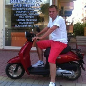 irfan irfan, 39, Antalya, Turkey