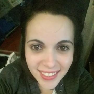 Alexandra Paiva, 27, San Isidro, Argentina