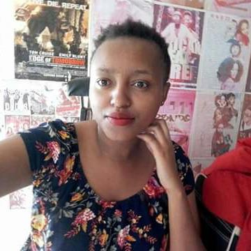 Wambui Wa Njenga, 28, Nairobi, Kenya