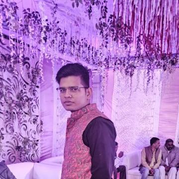 Gajanand Prajapat, 27, Bikaner, India