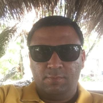 Vikram, 45, Pune, India