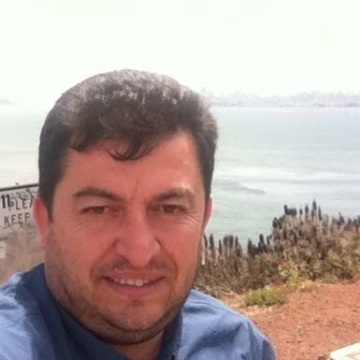 Birol, 41, Istanbul, Turkey