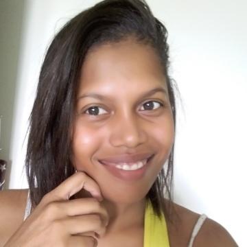 Patty Neevez, 27, Sao Luis, Brazil