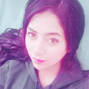 Yazmin Criseida Villafuerte, 23, Lima, Peru
