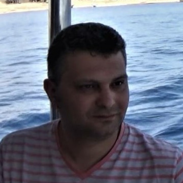 Mohamed Badawy, 39, Alexandria, Egypt