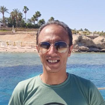 Ahmed Hassan, 39, Sharm El-sheikh, Egypt