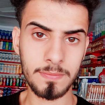 mntazr, 22, Baghdad, Iraq