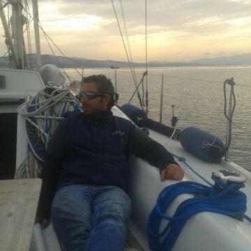 Baturay Ertuna, 46, Bodrum, Turkey