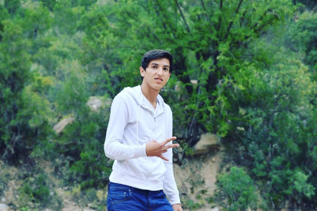 Hakim Boumindi, 24, Agadir, Morocco