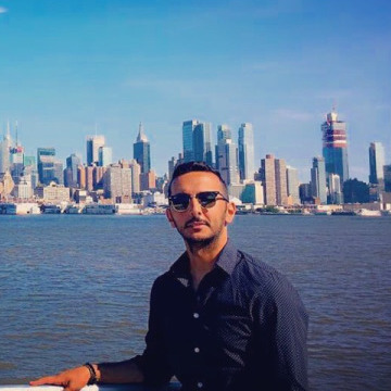 Muteb, 31, Khobar, Saudi Arabia