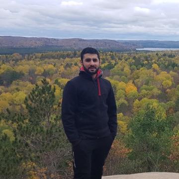 Nassif, 27, Toronto, Canada