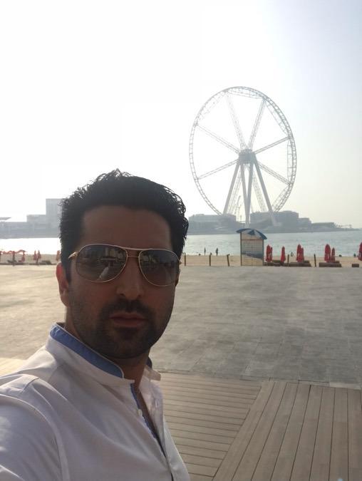 Alec, 31, Dubai, United Arab Emirates